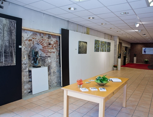 Pop-up gallery in Vianen