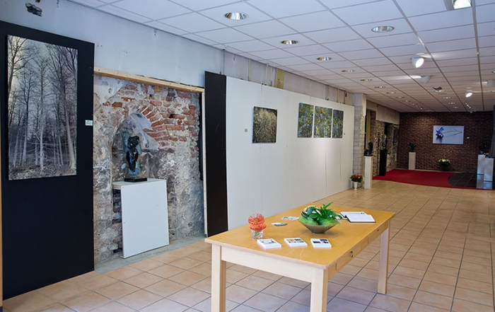 pop-up gallery DA Vianen 2015
