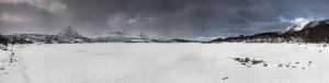 Sandsletta, Lofoten, Noorwegen